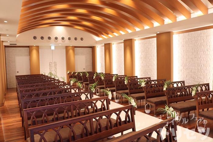 ザ・パームガーデンオリエントヴィラの教会