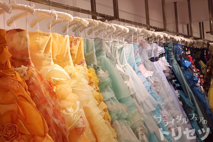 ザ・パームガーデンオリエントヴィラのドレス