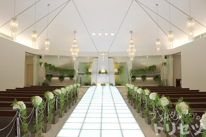 結婚式場選び