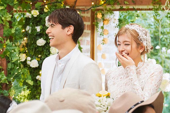 ハナユメのローラの結婚式の画像