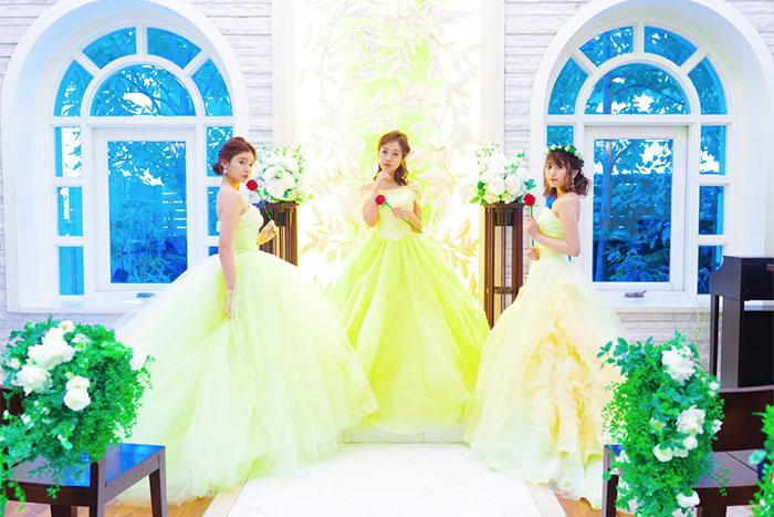 プリンセス・ブライダルフェアの画像