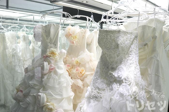 グランダルシュウエディングヒルズのドレスの画像