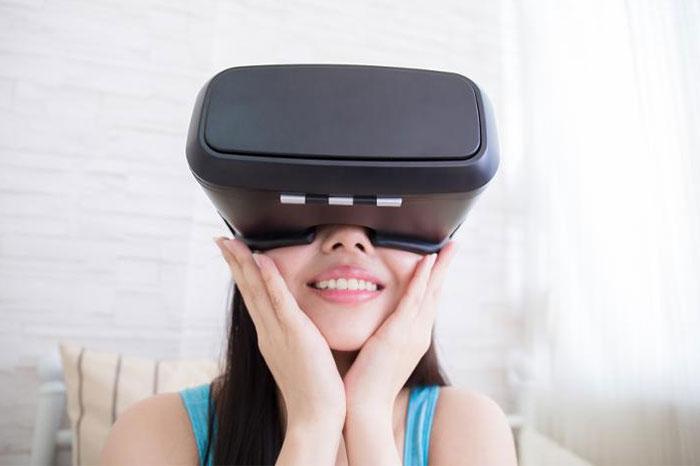 VRの画像