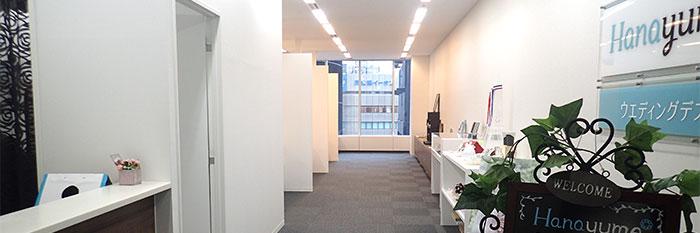 ハナユメのウェディングデスクの画像