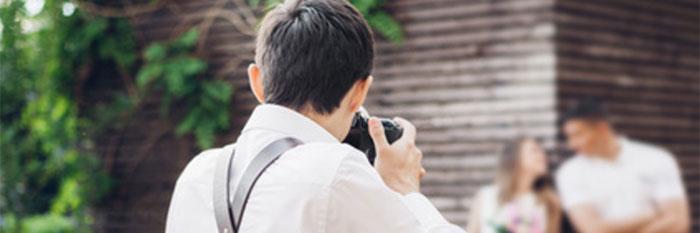 写真撮影の画像