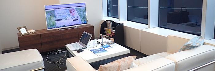 ハナユメのウエディングデスクの画像