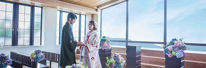 和婚の画像