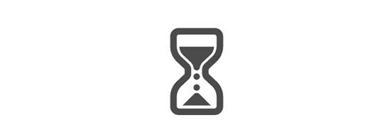 待ち時間のイメージ画像