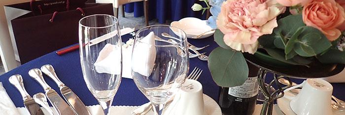 結婚式場の写真